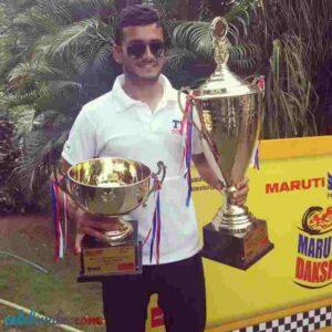 Aravind KP award