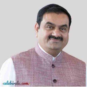 Gautam adani profile pic