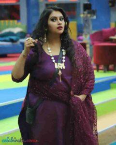 Geetha Bharathi Bhat beautiful
