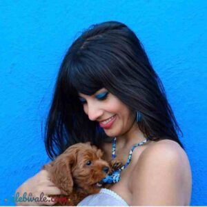 Jameela Jamil animal lover