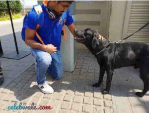 Jasprit Bumrah animal lover