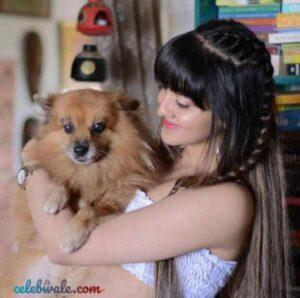 Nikita Bhamidipati animal lover