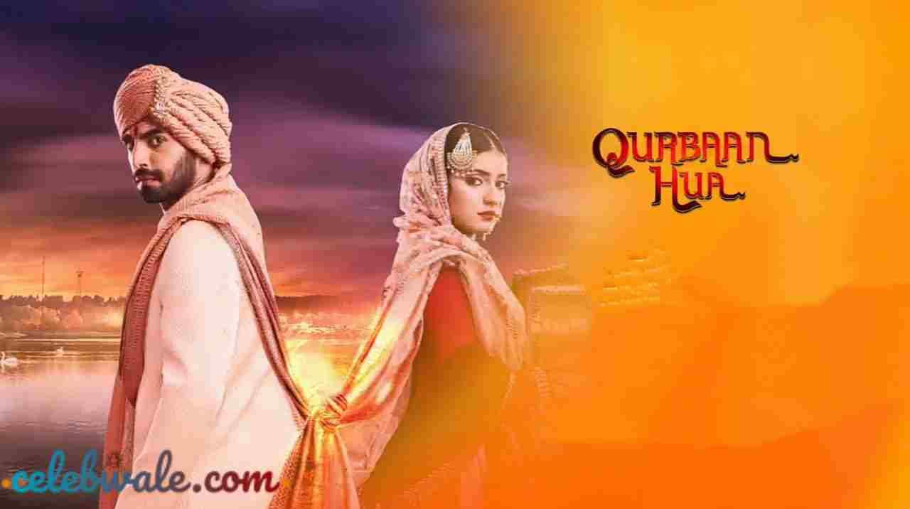 Qurbaan Hua tv serial