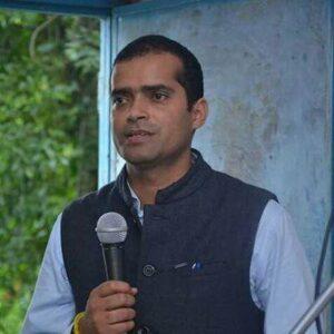 Ram Swaroop Sharma son kranti swaroop sharma