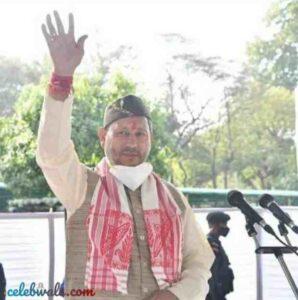 Tirath Singh Rawat mp