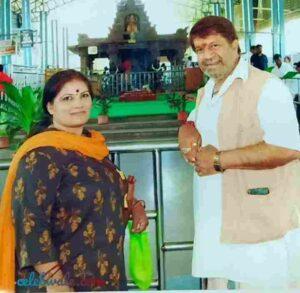 shankar aswath with her wife