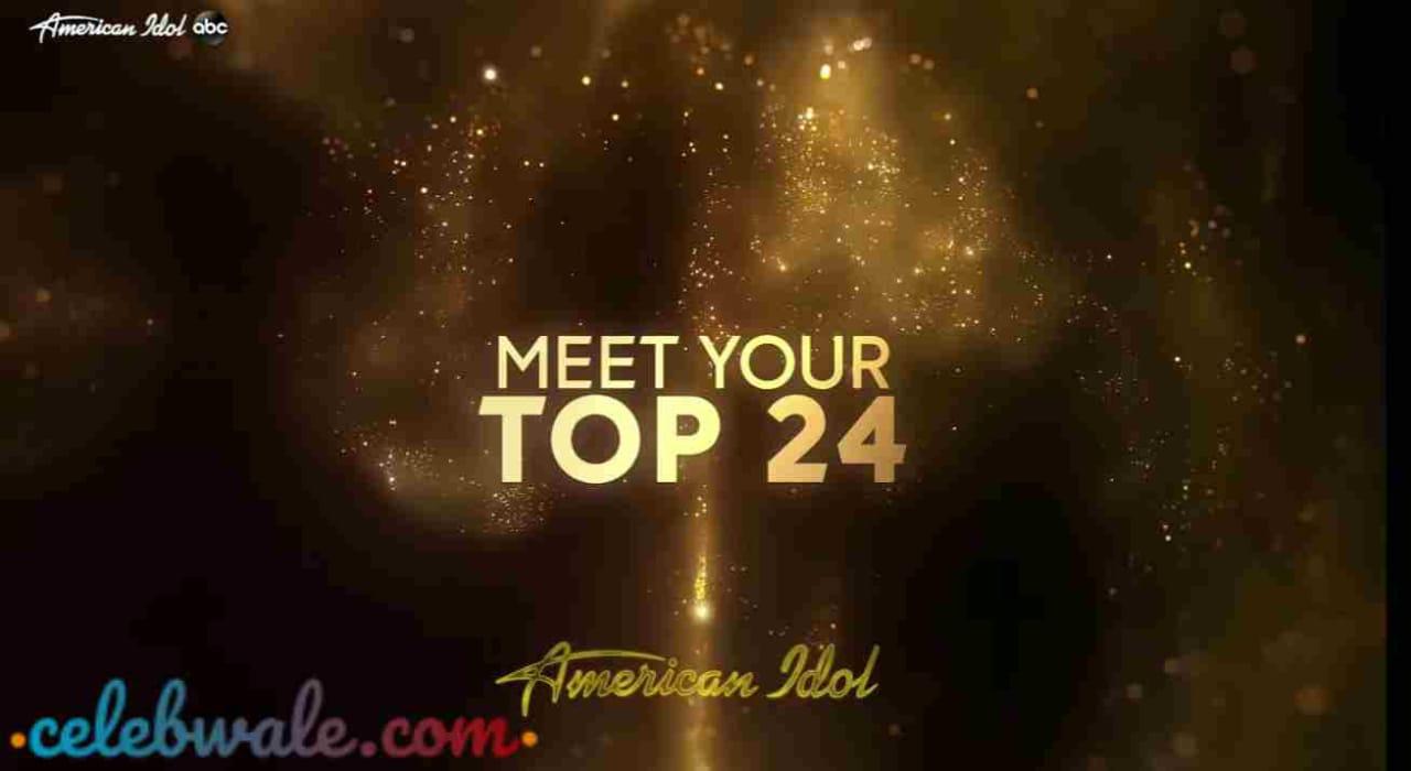 American Idol Top 24 Contestant List