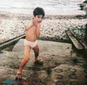 Kevin Almasifar childhood