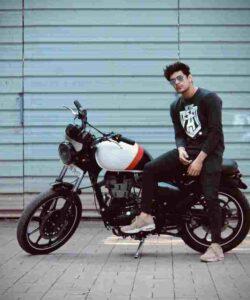 Ramzan Muhammed bike lover