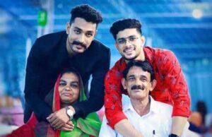 Ramzan Muhammed family