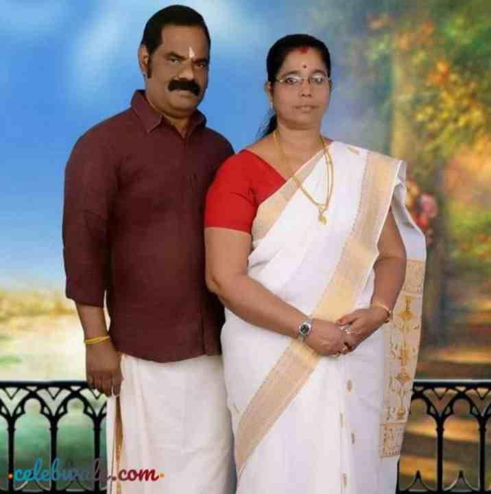 Remya Panicker parents