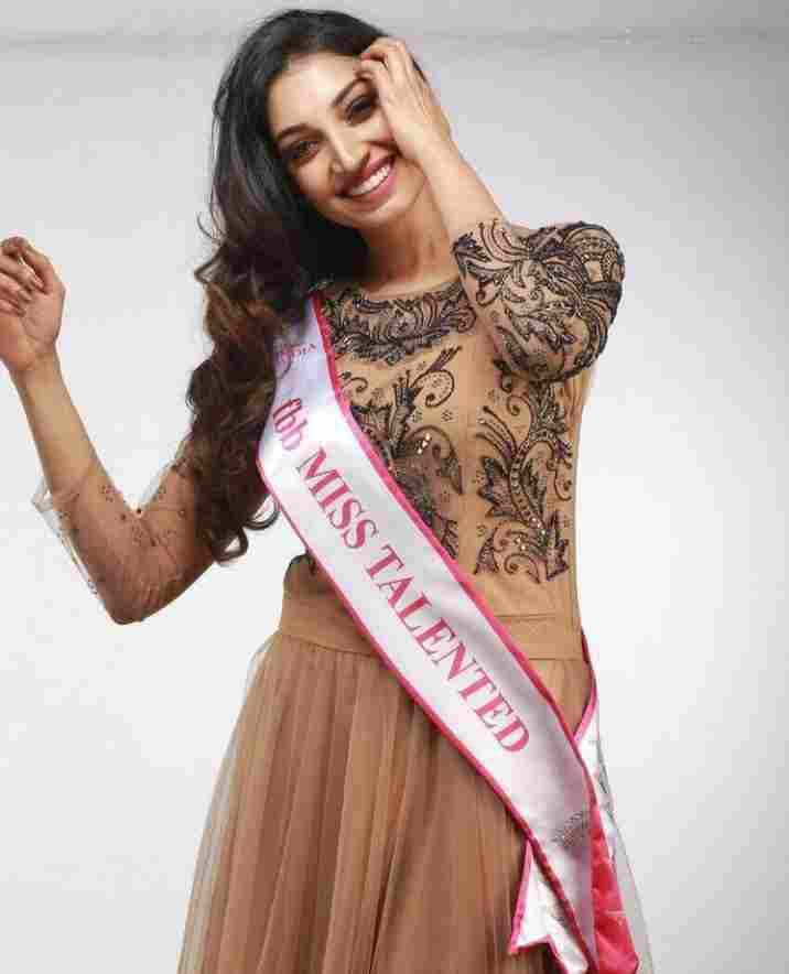 Rithu Manthra femina miss talented