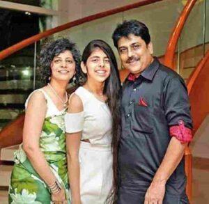 Shailesh Lodha family