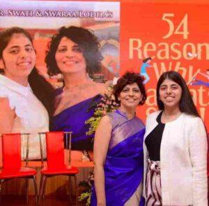 Shailesh Lodha wife and daughter