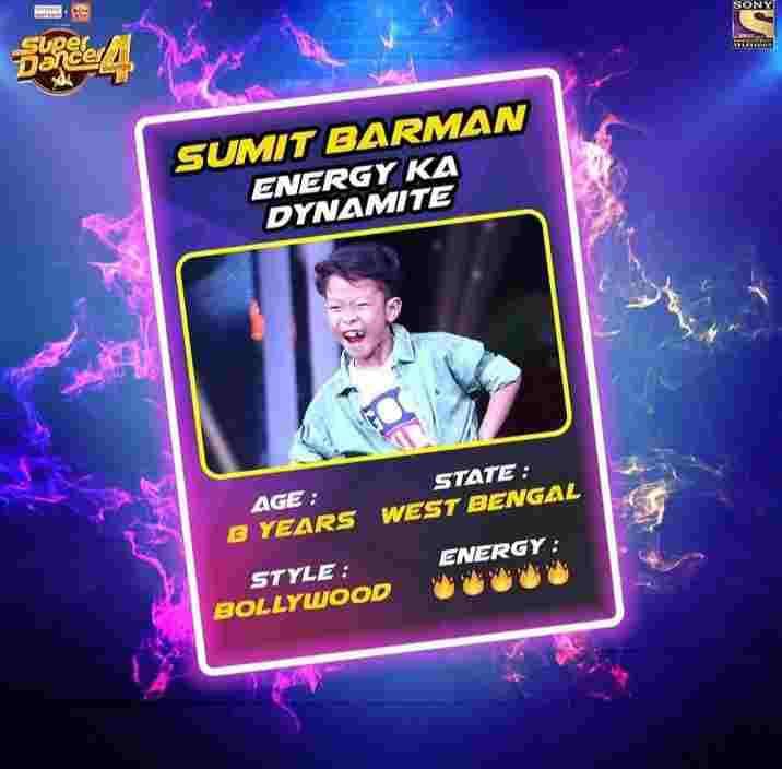 Sumit Barman