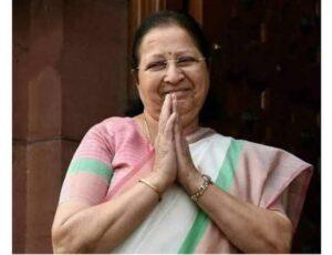 Sumitra Mahajan age