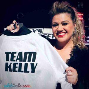 Team Kelly Clarkson