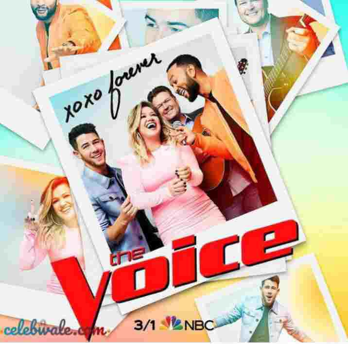 The Voice US Contestant 2021