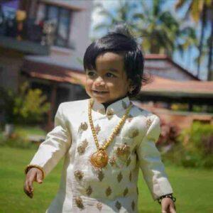 raghu gowda son Yeduveer
