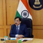 sushil chandra as election commissioner profile photo