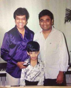 tamil actor vivek son