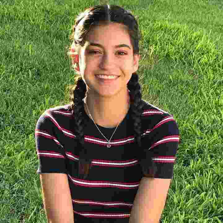 Andrea Meza younger sister Karen Meza