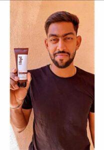 Jagadeesha Suchith promoted brands