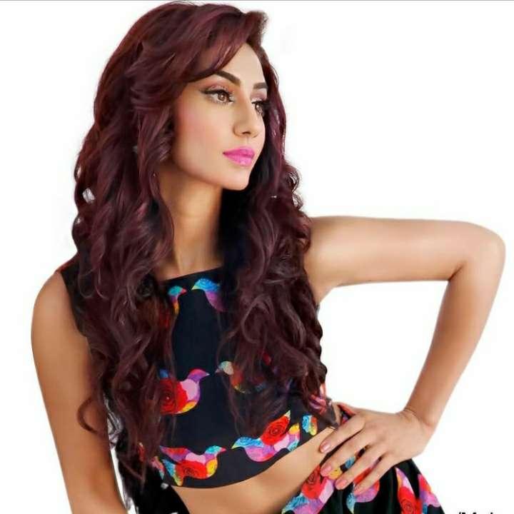 Mahek Chahal beautiful