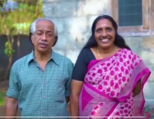 Sai Vishnu R parents