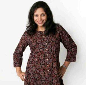Sharvani Pillai