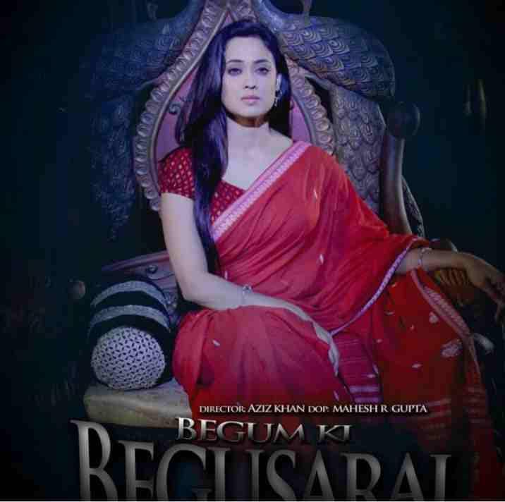 Shweta Tiwari film Begum Ki Begusarai