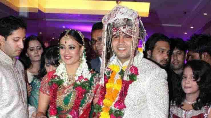 Shweta Tiwari second Husband Abhinav Kohli