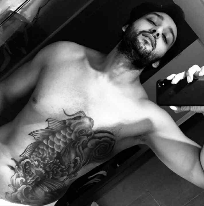 saurabh raj jain tattoo lover
