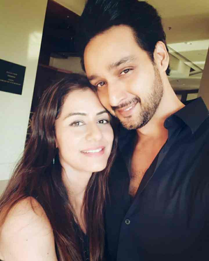 saurabh raj jain with her wife