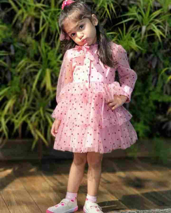 saurabh raj jain's daughter