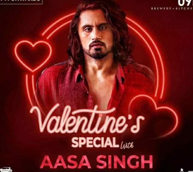 Akasa Singh brother Aasa Singh