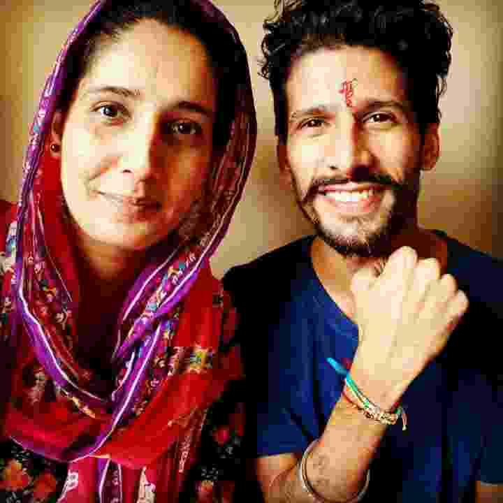 Amardeep Singh Natt Sister Avlin Kaur Natt