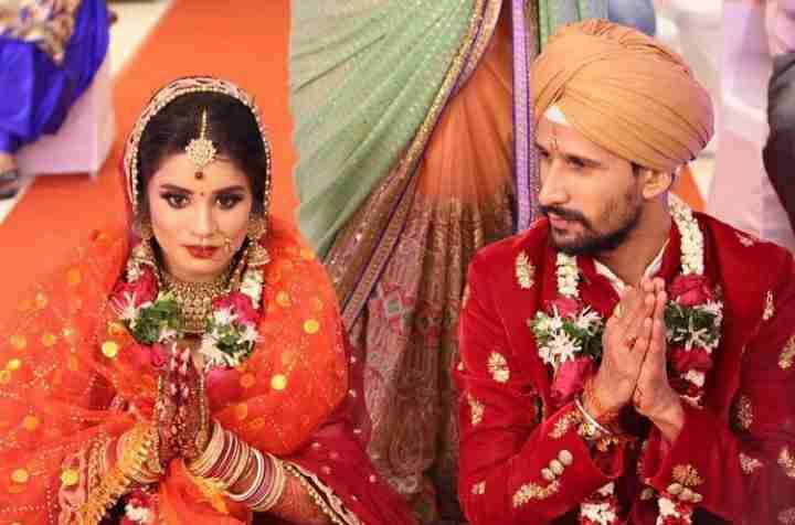 Amardeep Singh Natt marriage to Chandani