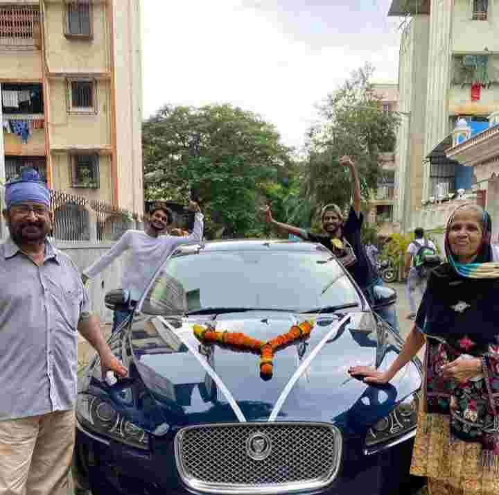 Amardeep Singh Natt networth Jaguar Car