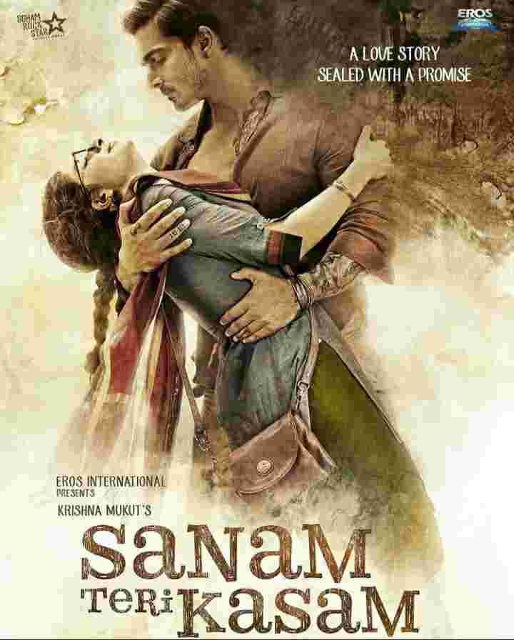 Harshvardhan Rane movie Sanam Teri Kasam
