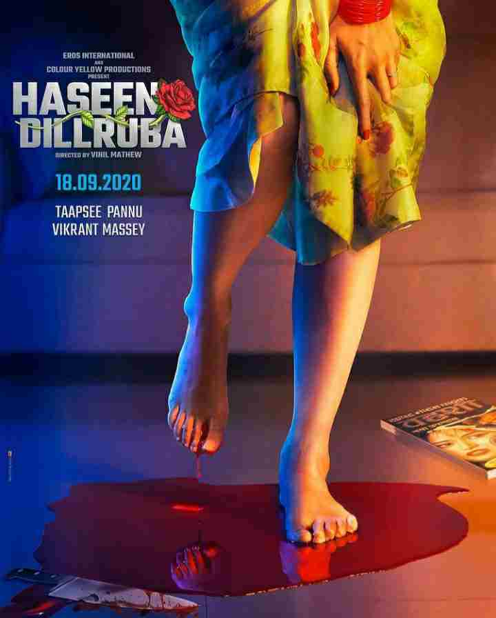 Haseen Dillruba with Old Release Date