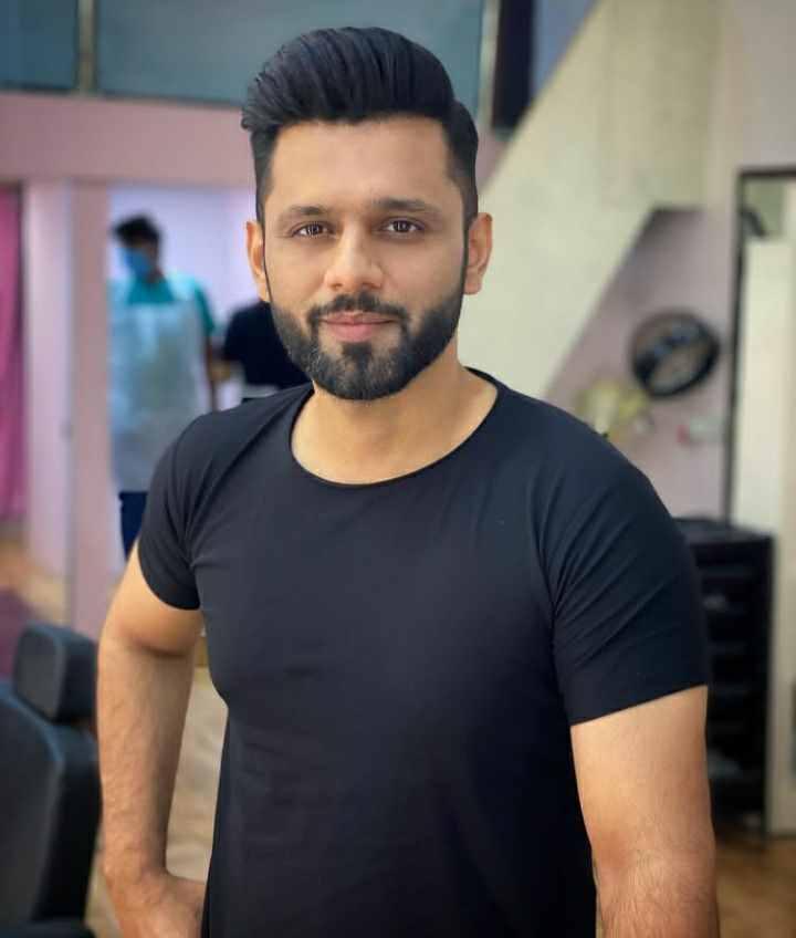 Rahul Vaidya handsome