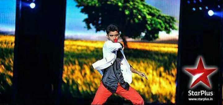 Subhranil Paul in Star Plus Show Indias Best Dancer 2013