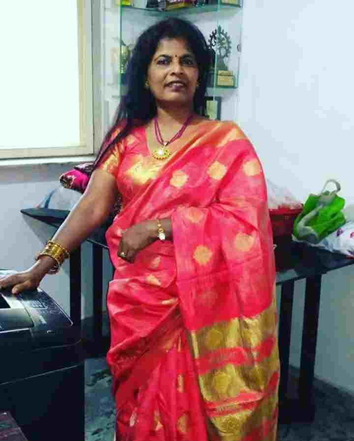 Tushar Shetty mother Mohini Shetty