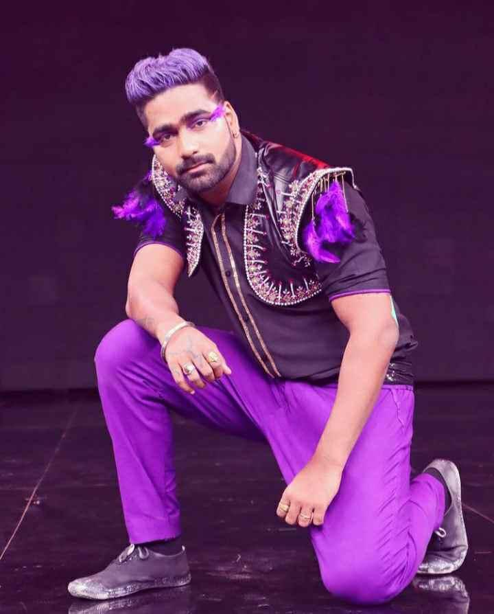 Vaibhav Ghuge dance