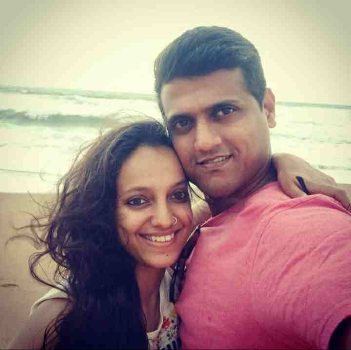 Anuradha Iyengar boyfriend Gaurav Malhotra