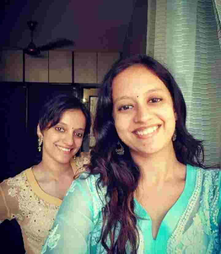 Anuradha Iyengar sister Apoorva Iyengar