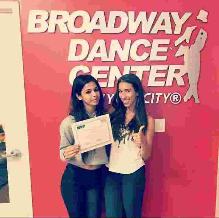 Bhawna Khanduja dance training