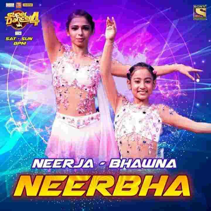 Bhawna Khanduja in Super Dancer Chapter 4