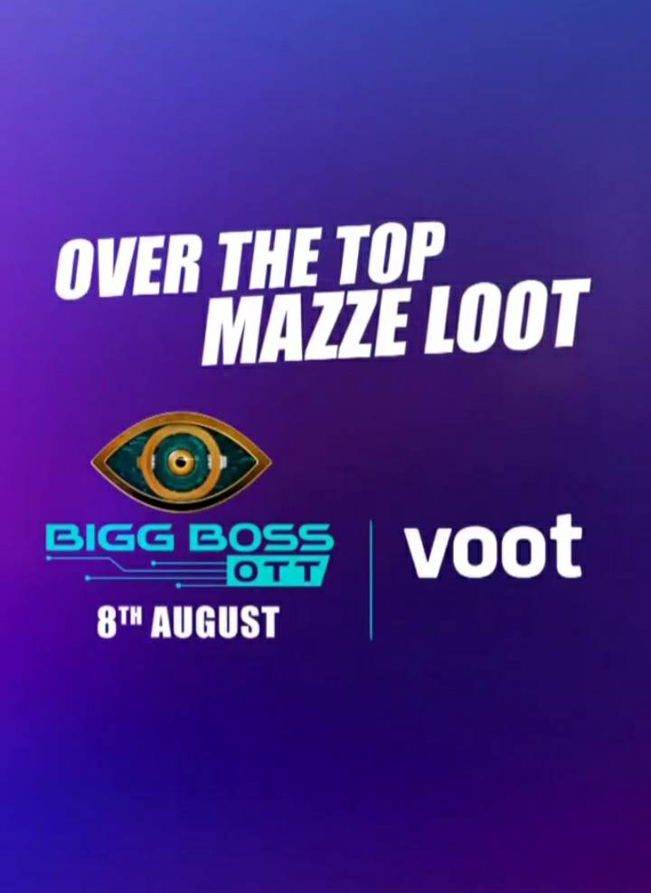 Bigg Boss Season 15 Voot